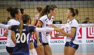 Volley, Europei: le azzurre centrano subito i quarti, Croazia battuta al tie break