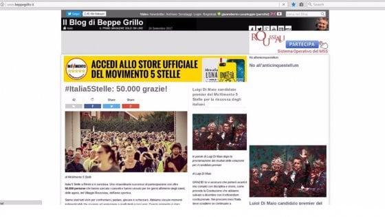 """Hackerato il blog di Grillo. E R0gue_0 si """"prende"""" l'utenza di Gianroberto Casaleggio"""