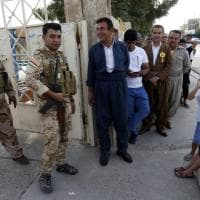 Kurdistan: si vota per referendum in Iraq, file ai seggi