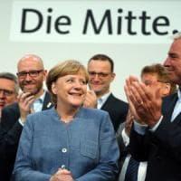 """Voto tedesco, Gentiloni: """"Preoccupazione, continui impegno europeista"""". La Lega ..."""