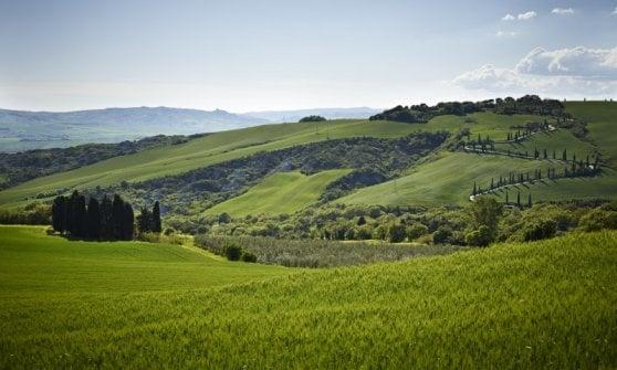 Toscana, nella tenuta nobiliare rinasce il vecchio Dopolavoro: ristoro semplice in un luogo incantato