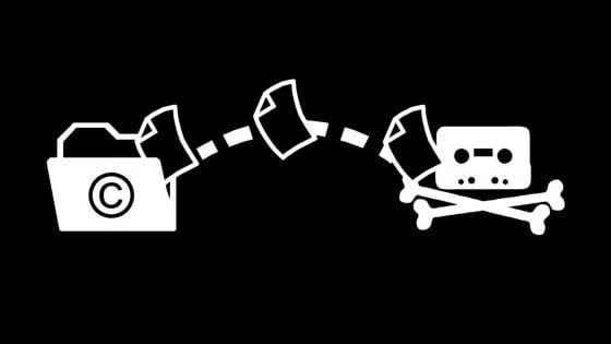 """Pirateria digitale, c'è un report Ue : """"Copiare non danneggia il business"""". Ma è sparito"""