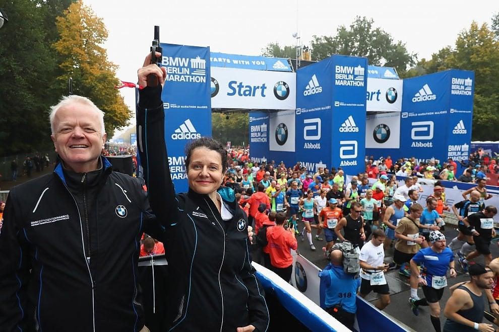 Le immagini della Maratona di Berlino 2017