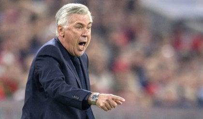 """Ancelotti allontana le critiche """"Tanto non capisco il tedesco..."""""""