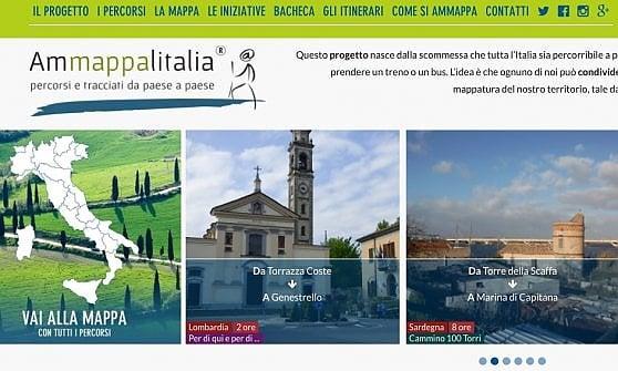 Ammappa l'Italia, la guida del trekking ora la scrivono gli escursionisti. Grazie agli open data