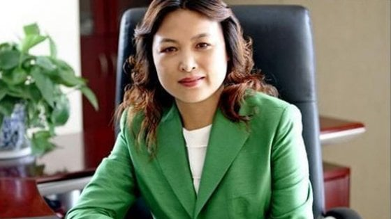 Wang Fengying, direttrice esecutiva e general manager del gruppo automobilistico Great Wall Motor
