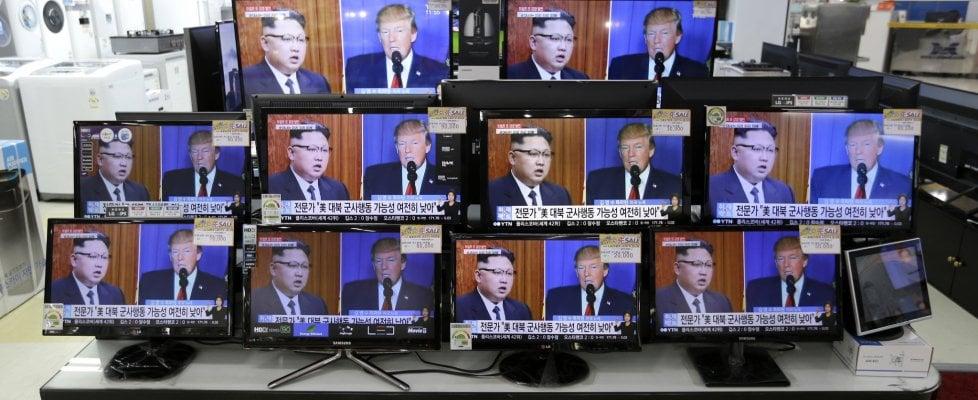 """Corea del Nord: """"Gli Usa ci hanno dichiarato guerra, un diritto abbattere i loro caccia"""". Casa Bianca: """"Tutte assurdità"""""""