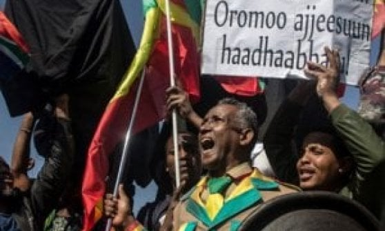 Etiopia, centinaia di morti in uno scontro territoriale