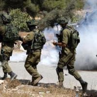 Cisgiordania, colpiti in un attacco quattro guardie israeliane