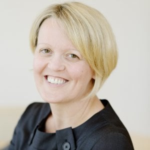 Alison Rose, Ceo del Commercial and Private Banking di Rbs (e della controllata NatWest)