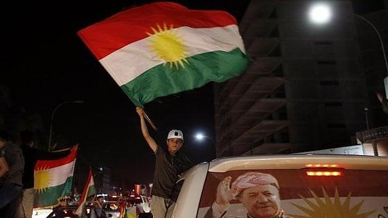 """Iraq, nel Kurdistan è plebiscito per l'indipendenza. Erdogan: """"Si rischia guerra interetnica"""""""