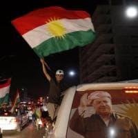 Kurdistan, forte affluenza al referendum per l'indipendenza