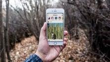 Instagram: 800 milioni di utenti al mese, 500 al giorno