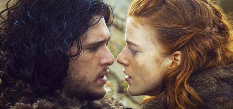 Felicitazioni Jon Snow e Ygritte, il primo matrimonio (reale) di 'Game of Thrones'