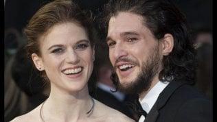 Felicitazioni Jon Snow e Ygritte, nozze di 'Game of Thrones' foto