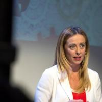 """Giorgia Meloni: """"Primarie o preferenze per scegliere il leader. Nessun rischio fascismo"""""""