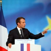 """Macron, rilancio Ue anche dopo il voto tedesco: """"Polizia di frontiera, esercito europeo e..."""