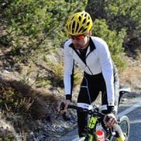 Ciclismo, l'impresa di Omar: