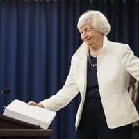 """Fed, Yellen: """"Potremmo aver sbagliato le previsioni"""""""