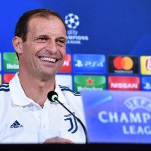 """Juventus, Allegri: """"Vincere o si complica. Higuain in campo? Devo decidere"""""""