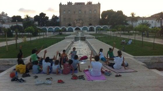 Viaggiare per insegnare yoga. Il sogno di Elisabetta si è avverato così