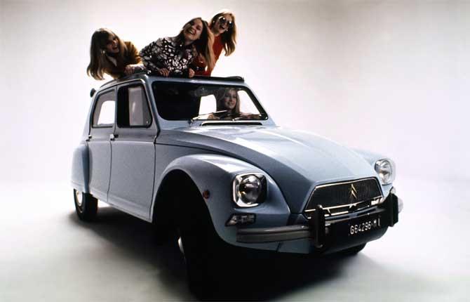 Citroën Dyane, l'arma in più della pubblicità