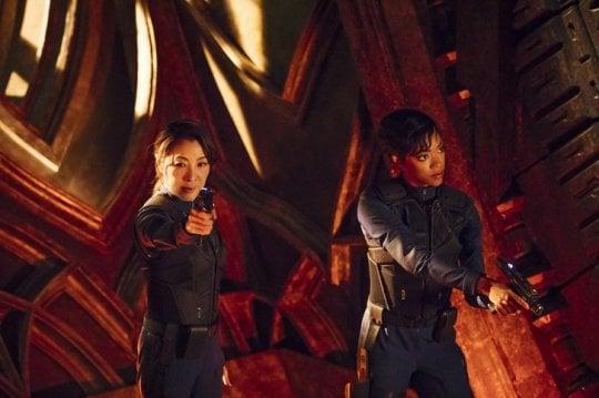 """Sul set di 'Star Trek: Discovery': """"Una sfida continua, senza perdere i valori sociopolitici"""""""
