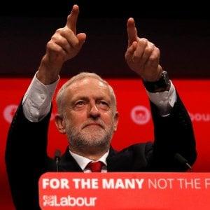 """Corbyn: """"Basta col neoliberismo. Oggi il centro si è spostato: e lì c'è il mio Labour"""""""