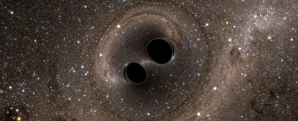 Anche l'Italia cattura la sua prima onda gravitazionale