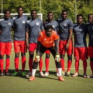 """Milano  Il calcio dei """"Black Panthers"""" al razzismo"""