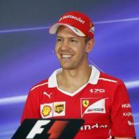 F1, Vettel non molla: ''Ferrari forte, voglio vincerle tutte''