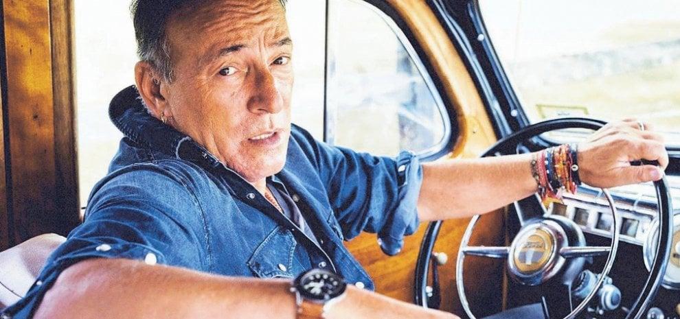 """Bruce Springsteen: """"Quando l'arte funziona uno più uno fa sempre tre"""""""