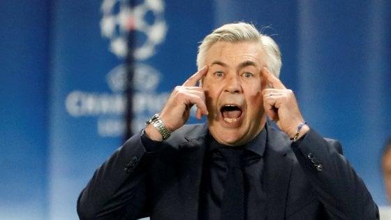 Il Bayern Monaco esonera Ancelotti: fatale il ko col Psg
