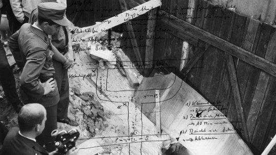 Berlino 1961: fuga attraverso il tunnel  sotto il muro