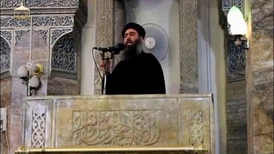 Isis, torna al-Baghdadi con un audio. Terrosismo, allarme dell'Fbi per i droni