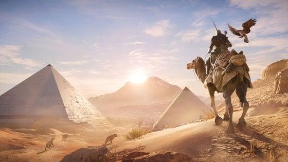 L'antico Egitto di Assassin's Creed Origins. L'ultima svolta della saga da 100 milioni di copie