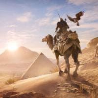 L'antico Egitto di Assassin's Creed Origins. L'ultima svolta della saga da 100 milioni di...