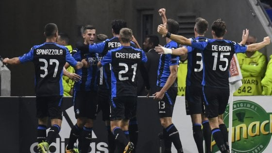 Lione-Atalanta 1-1: Traore illude i francesi, Gomez li punisce