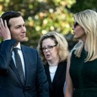 Usa, Kushner e Ivanka come Hillary: aperta indagine su mail private