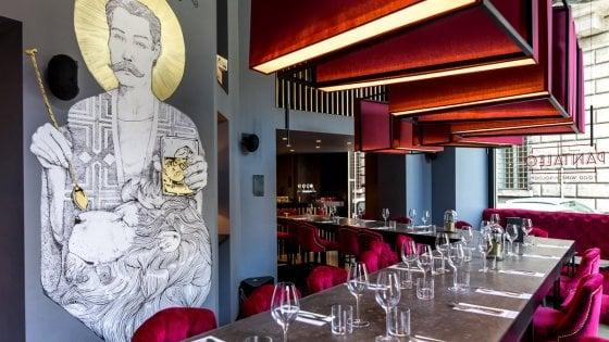 Roma: tra crudi e cocktail, benvenuti nel salotto di Pantaleo