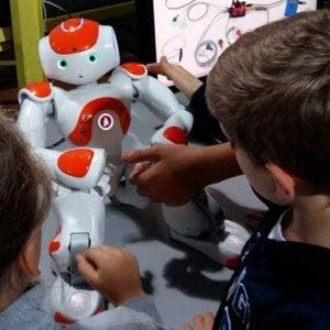 Un robot per aiutare i bambini con autismo