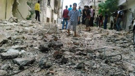 Siria, sancita tregua su Idlib. Ma i bombardamenti continuano
