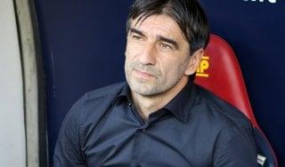 """Genoa, Juric sprona i suoi: """"Usciamo da questo periodo. Contro il Bologna voglio una squadra coraggiosa"""""""