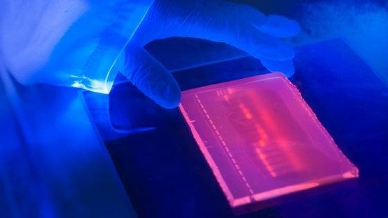 Dalla ricerca dei tumori alle tecniche CSI: una nuova 'arma' italiana contro i crimini