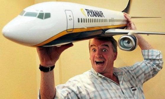 Il ceo di Ryanair, Michael O'Leary
