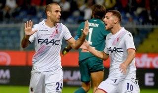 Genoa-Bologna 0-1: Palacio affonda il Grifone, Juric sempre più in bilico
