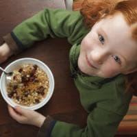 Se i bambini saltano la colazione hanno meno memoria visiva e sono meno concentrati