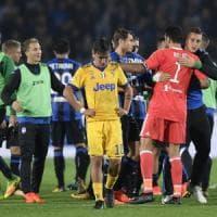 Atalanta-Juventus 2-2: tra Var e rigore fallito, i bianconeri frenano a Bergamo