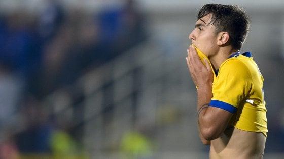 Le pagelle di Atalanta-Juventus: Gomez uomo match, Dybala eroe al contrario