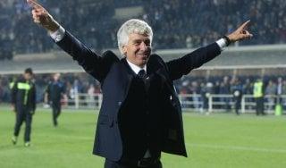 """Atalanta, Gasperini: """"Noi penalizzati, Lichtsteiner era da rosso"""""""